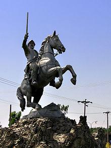 یعقوب لیث مردی از سیستان که شهریار ایران شد
