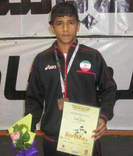 امید آرامی در اردوی تیم ملی بسر می برد