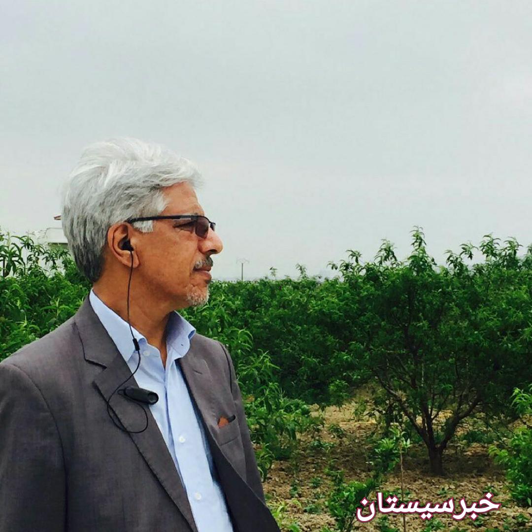صحبتی کوتاه در مورد مسائل شهری و انتخابات شورا با مهندس گرگیج شهردارسابق زابل